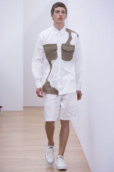 Comme des Garçons Shirt Spring 2017 Menswear Fashion Show