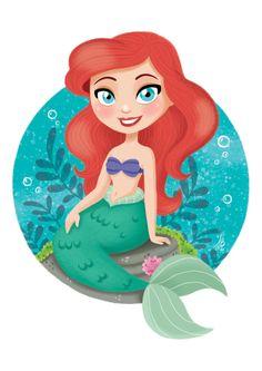 Ariel by Inehime on DeviantArt