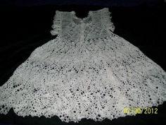 Crochet Baby Dress Crochet Baby Dress