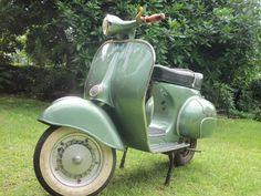 Vespa Congo 3-speed VGLA ` 1963 ` | Kaskus - The Largest Indonesian Community