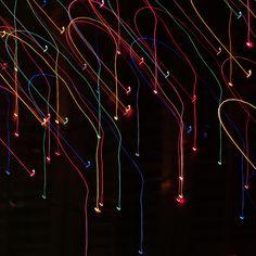 Abstrsact lights by Photofinish 2009 | Flickr - Photo Sharing!