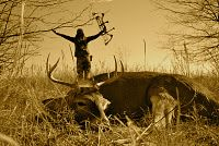 Success!, Hunting, Archery, Bowhunting