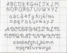 schemi punto croce bavaglini - Cerca con Google