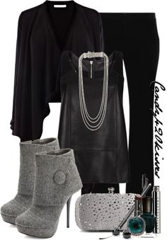 """""""ladies night"""" by candy420kisses ❤ liked on Polyvore"""