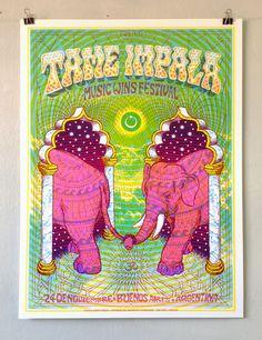 tame impala poster ile ilgili görsel sonucu