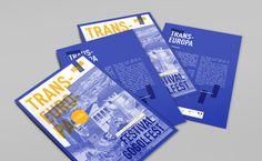 Franco-German Cultural Fund - Brand Identity on Behance
