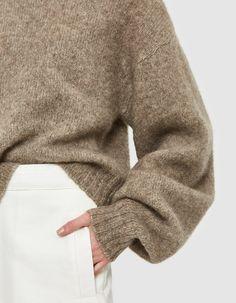 Kat Sweater in Brown