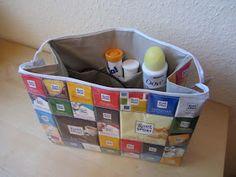 Hallöchen ihr Lieben,    ich finde ja Recycling-Projekte wirklich super cool. Wenn man sich dabei die Produkte jedoch extra kauft, um deren ...