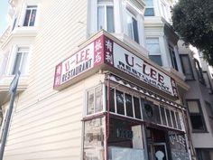 U-Lee Restaurant - Nob Hill - San Francisco, CA