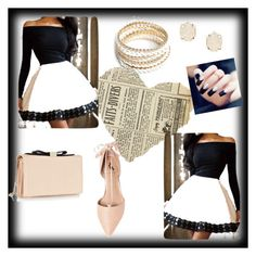"""Untitled #9"" by zerina993 ❤ liked on Polyvore featuring See by Chloé, Ava & Aiden, ZooShoo and Kendra Scott"