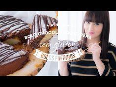 BOLO DE CHOCOLATE SEM GLÚTEN | I Could Kill For Dessert 100 #ICKFD Dani ...