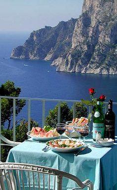 Capri province of Naples, Campania, Italy