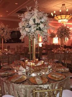 Pam's centerpiece! Elegant Centerpieces, Table Settings, Table Decorations, Wedding Ideas, Furniture, Home Decor, Decoration Home, Room Decor, Place Settings