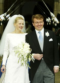 Wedding of Prince Friso & Princess Mabel