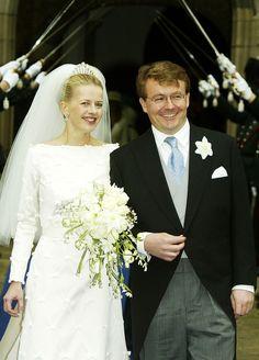 Wedding of Prince Friso & Princess Mabel