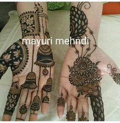 111 Latest Bridal Mehndi Designs That Will Leave you Breathless Latest Bridal Mehndi Designs, Mehndi Designs 2018, Modern Mehndi Designs, Dulhan Mehndi Designs, Mehndi Design Pictures, Beautiful Mehndi Design, Mehndi Designs For Hands, Mehendi, Henna Mehndi