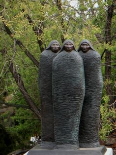 allan houser sculpture garden - Google Search