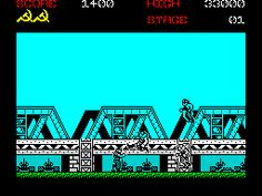 Green Beret: screenshot