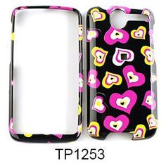CELL PHONE CASE COVER FOR HTC DESIRE G7 FUNKY HEARTS ON BLACK by HTC. $8.95. http://notloseyourself.com/showme/dppvg/Bp0v0g7pViHz5rCv8hUu.html