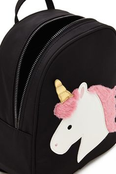 Unicorn mini bag Beautiful Cases For Girls Real Unicorn, Cute Unicorn, Unicorn Birthday, Unicorn Party, Unicorn Fashion, Unicorns And Mermaids, Cute Backpacks, Girls Bags, Cute Bags