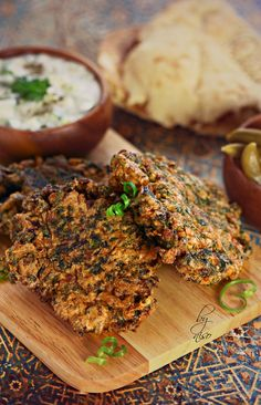 """Mshat"" Palestinian Cauliflower Fritters"
