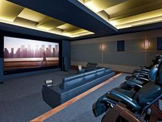 Home Theater Designs From CEDIA 2012 Finalists
