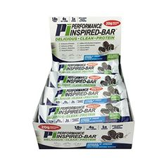 Performance Inspired-Bar is packed with of clean protein, of fiber, and nutrients like BCAA, Glutamine and probiotics. This energy bar makes a perfect healthy snack or meal replacement. Available in Chocolate Brownie Blast, Co Bar Cookies, Cookie Bars, Chocolate Brownies, Chocolate Peanut Butter, Inspire Protein, Chocolate Thunder, Performance Inspired, Bodybuilding Nutrition, Nutrition Bars