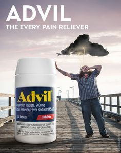 Image result for advil ads