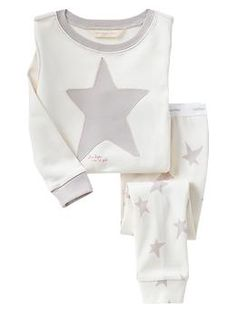 Organic star bright sleep set