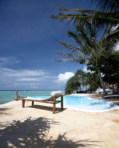 Matemwe Bungalows, Zanzibar. The best property on Zanzibar with lovely imagination and vibe