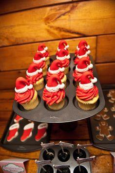 Santa's Kitchen - Christmas Baking Party - Unique Party Ideas |