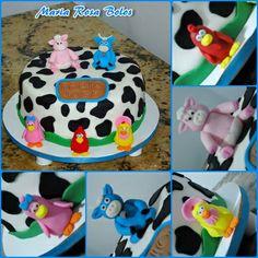 Cake Cocorico