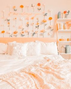 Cute Bedroom Decor, Cute Bedroom Ideas, Room Ideas Bedroom, Stylish Bedroom, Bedroom Inspo, Aesthetic Room Decor, Aesthetic Bedrooms, Cozy Room, Dream Rooms
