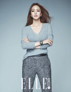 Han Ye Seul is too gorgeous for words in photoshoot with 'ELLE' Han Ye Seul, Korean Beauty, Asian Beauty, Dramas, Kim Sohyun, Swarovski, Elle Magazine, Korean Actresses, Asian Actors