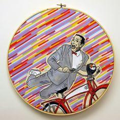 202.  2 Wheels - Pee Wee Herman
