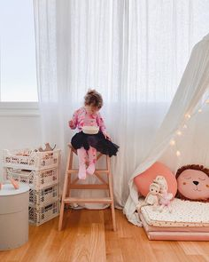 When you lose track of time and date and just do what Her Majesty demands of you. Raising Daughters, Let Them Be Little, Kidsroom, Baby Love, Fork, Everything, Toddler Bed, Childhood, Track