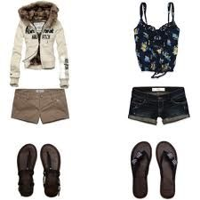 Super cute Hollister outfits