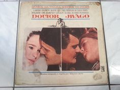 Lp Doutor Jivago Trilha Sonora - R$ 10,00 no MercadoLivre