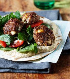 Food Crush, Tzatziki, Yummy Eats, Mediterranean Recipes, Greek Recipes, Lchf, Keto, Couscous, Carne