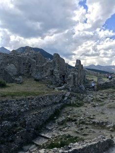 Archaeological site of Mistras Archaeological Site, Greece, Mountains, City, Nature, Travel, Greece Country, Naturaleza, Viajes