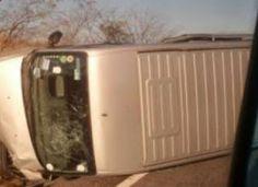 BLOG DO MAGO 25 HORAS: Acidente envolve três vans que fazem transporte al...