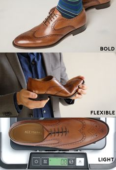 3140c17b283 Ace Marks is raising funds for Handcrafted Dress Shoes Reinvented for the  Modern Gentleman on Kickstarter! The first bold, comfortable, ...