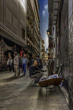 Street art Murcia Spain. . .