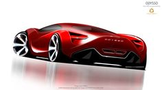 Luxury Mobility presents One Off Cars from ODYSSO. The ODYSSO One-Off No1 is setting the new standard: Fastest road car on every race track in the world. http://www.luxury-mobility.com/no1.html Designer Ugur Sahin Design. Intellectual properties and copyright @ the designer and ODYSSO Automobile GmbH
