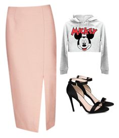 """Untitled #52"" by lukaka7 on Polyvore featuring C/MEO COLLECTIVE and STELLA McCARTNEY"