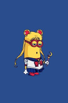 Sailor Moon MINION!!!!!!!!!!!!!!!!!!!!!!!!!!