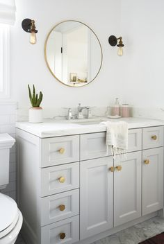 Bathroom Inspo {Remodeling!} | Brooklyn Blonde