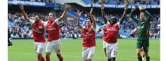 After beating Chelsea 5-3