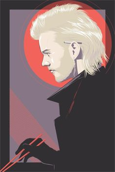'The Lost Boys' print by Craig Drake from his Art Show at Hero Complex Gallery Lost Boys Movie, The Lost Boys 1987, Horror Art, Horror Movies, Slasher Movies, 80s Movies, Lost Boys Tattoo, Neon Noir, Pop Culture Art