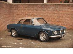 1966 Alfa Romeo Giulia Sprint GT Cabriolet Chassis no. AR 755573